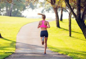 Бег и здоровый образ жизни