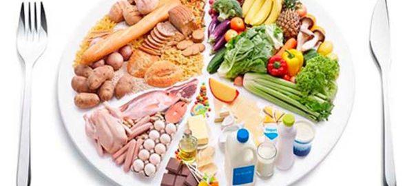 Здоровое и сбалансированное питание и меню для похудения