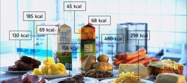 Полная таблица калорийности и пищевой ценности продуктов на 100 грамм