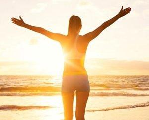 Чтобы похудеть, начните жить активной и здоровой жизнью
