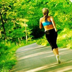 Сколько нужно бегать в день, чтобы похудеть