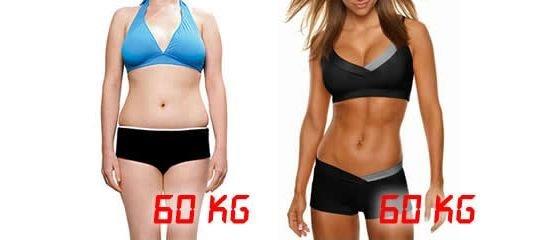 тренировка программа похудеть жир мышцы