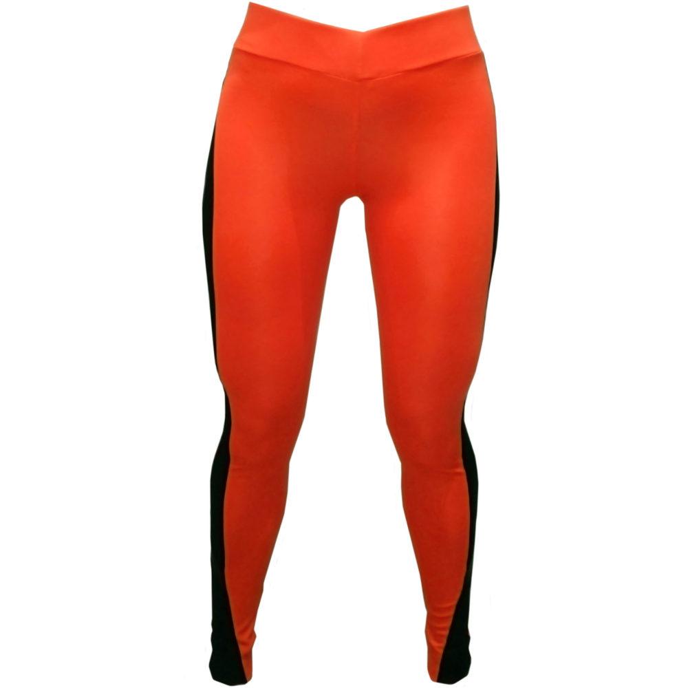 Легинсы оранжевые - купить в интернет-магазине