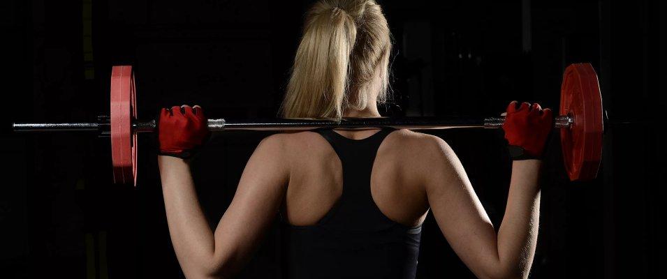 Первая программа тренировок девушкам для похудения в тренажерном зале