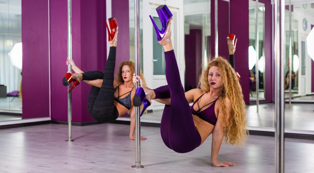 Направление Exotic Pole Dance