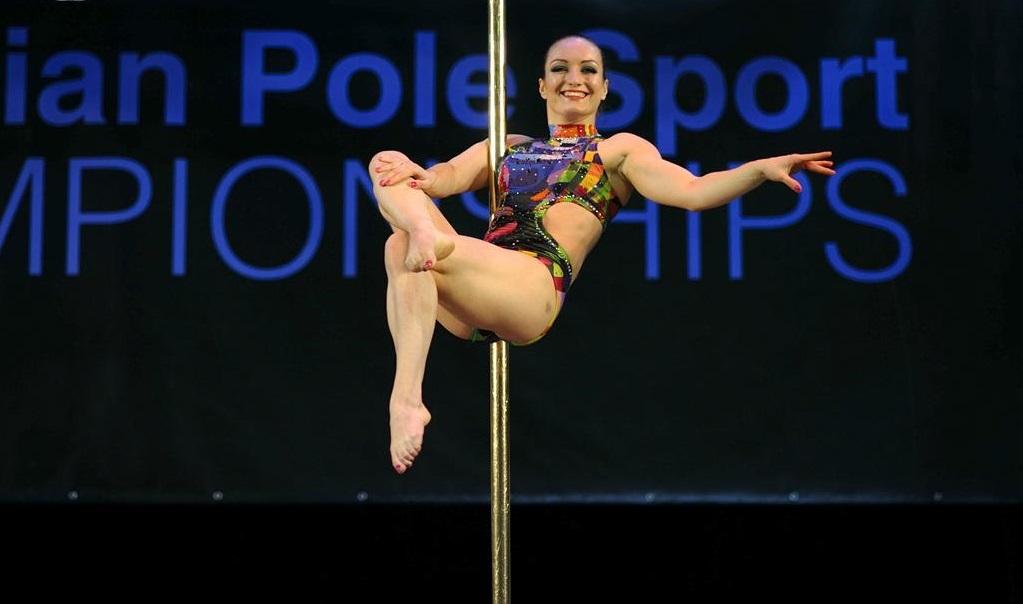 соревнования по pole dance